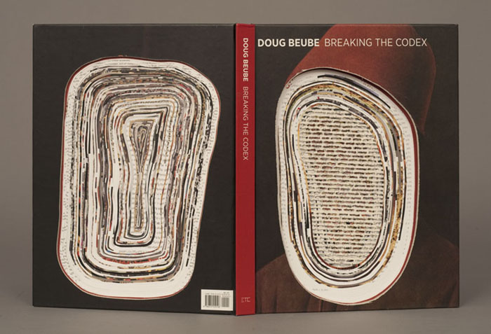 Re-Breaking the Codex, Doug Beube, 2013