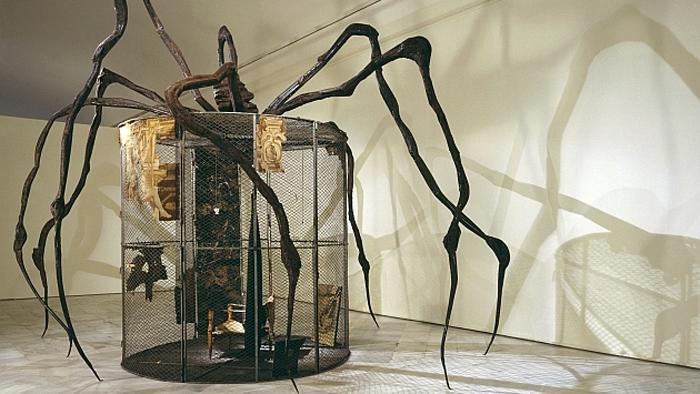 Pauk, Luiz Buržua, 1997. (Spider, Louise Bourgeois)
