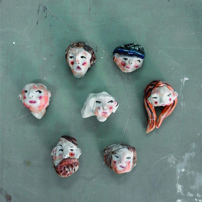 Glave od porcelana