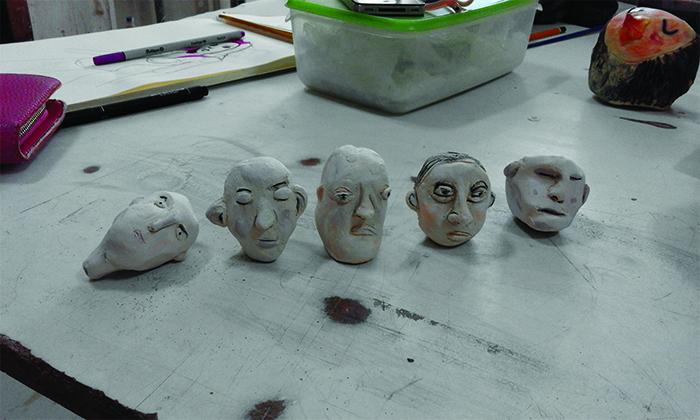 Izglazirane glave