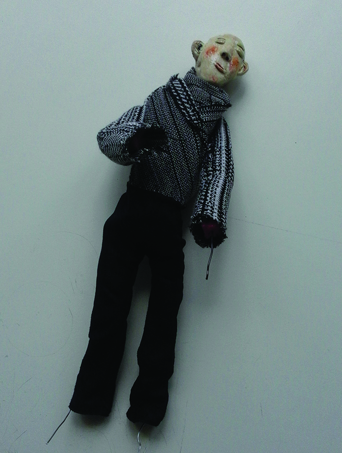 Primer prvih tela za lutke