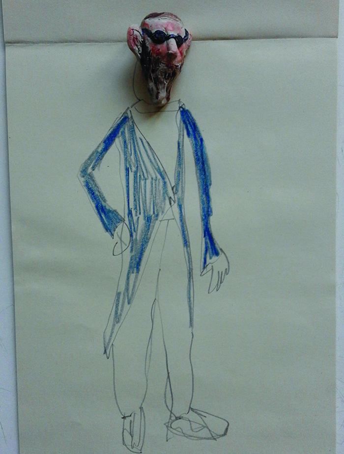 Proces pravljenja kostima