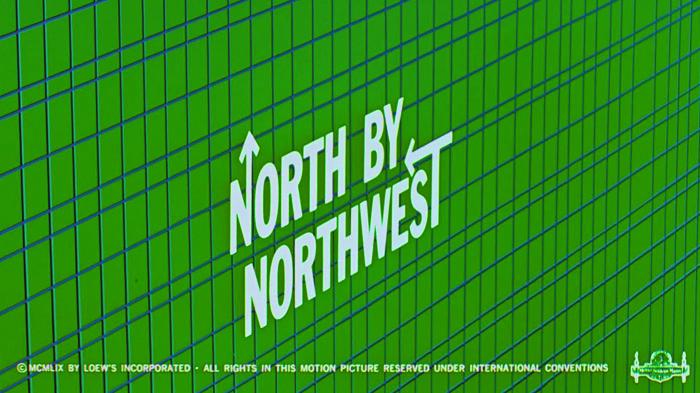 Sol Besov rad za film Alfreda Hičkoka Sever Severo-zapad (North by Northwest)