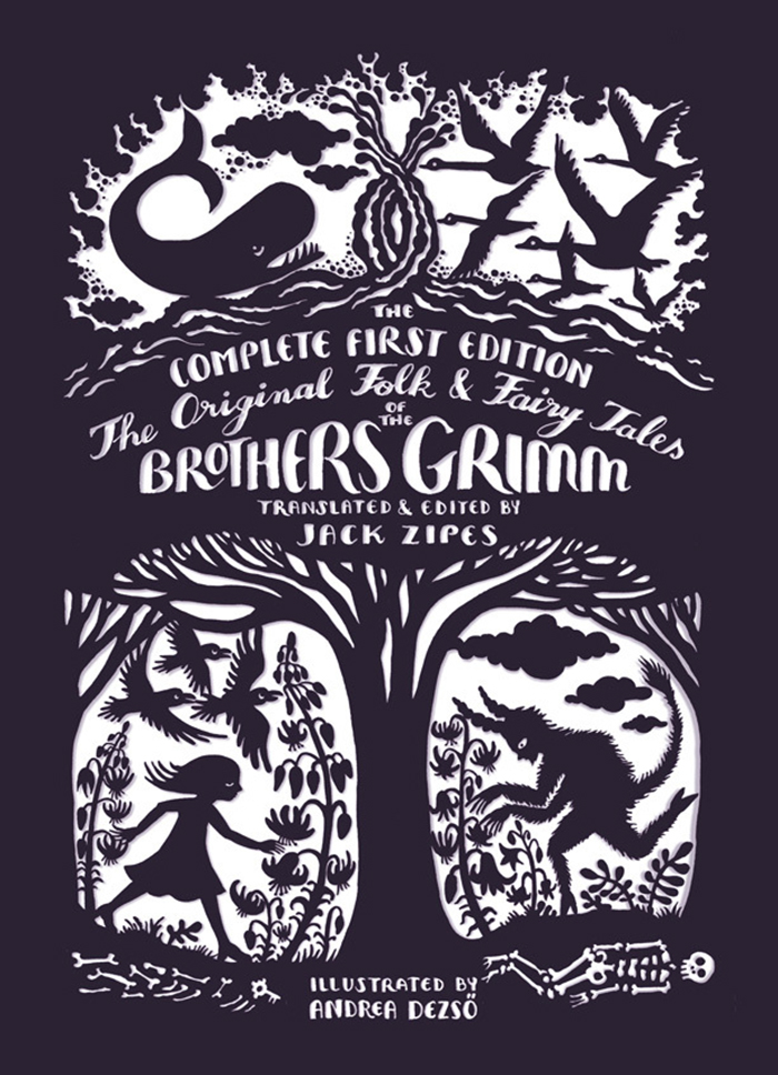 The Original Folk & Fairy Tales of the Brothers Grimm, 2014
