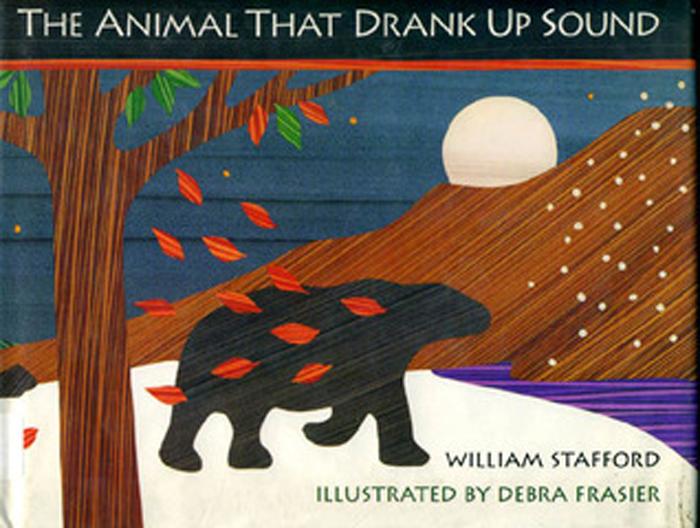 Korice knjige Životinja koja je progutala zvuk
