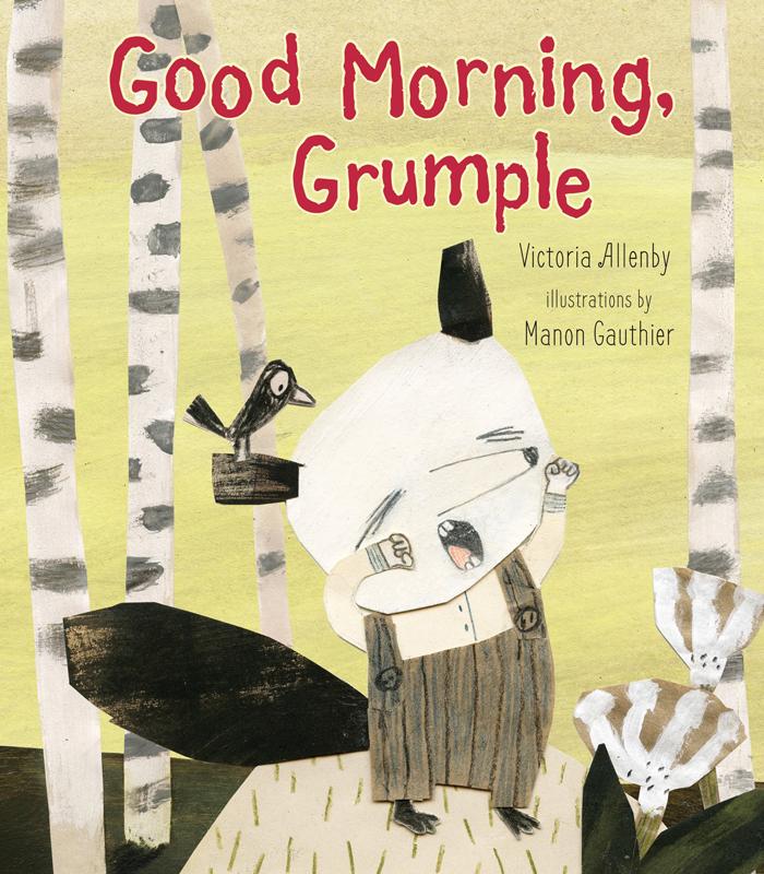 Korice knjige Dobro jutro, Mrgude