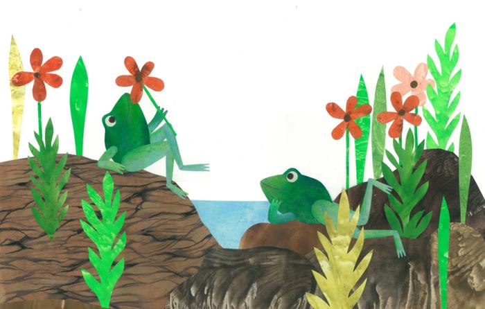Ilustracija iz knjige To je moje