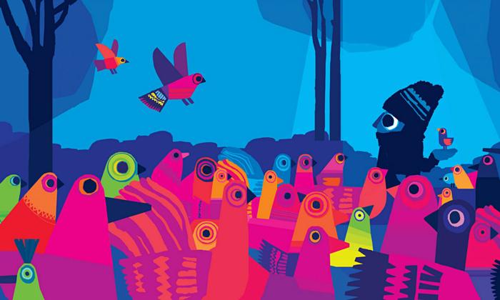 Ilustracija iz knjige Ššš, imamo plan