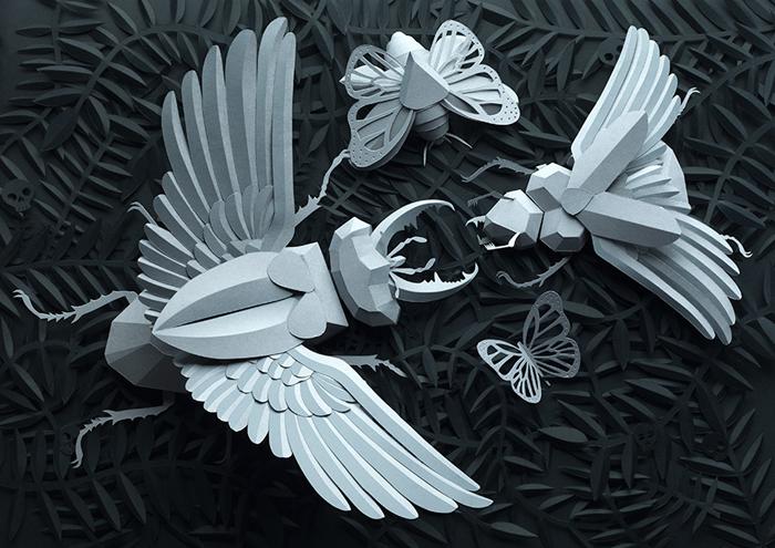 Dio ličnog projekta Insekti, Lobulo (Lobulo)